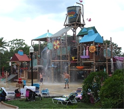 Adventure Island Wasserpark in Tampa - Kinderwelt