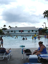Adventure Island Wasserpark in Tampa