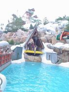 Blizzard Beach Kinderrutsche