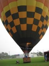 Bob Balloon Ride - Fahrt im Heißluftballon