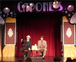 Capones Dinner Show