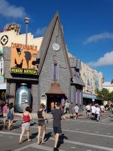 Despicanle me Minions in Universal Orlando