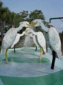 Gatorland Wasserspielplatz