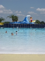Legoland Wasserpark Wellenbad