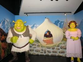 Madame Tussauds Orlando - Shrek