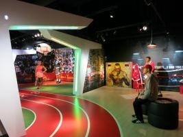 Madame Tussauds Orlando Sports