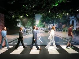 Madame Tussauds Orlando Beatles