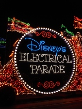 Electrical Parade in Magic Kingdom