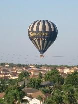 Orlando Ballon Ride Impressionen