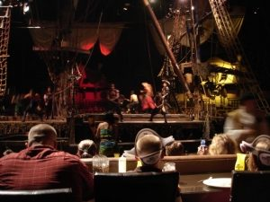 Pirates Dinner in Orlando Showelement