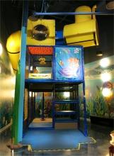 Sea Life Orlando Kinderkletterwelt