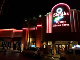 Sleuths Mystery Dinner