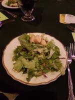 Sleuths Mystery Dinner Salad