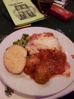 Sleuths Mystery Dinner Meatballs