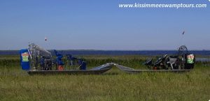 Kissimmee Swamp Tours Boot
