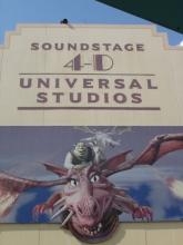 Shrek in Universal Orlando