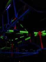 Wonderworks Hochseilarten im Dunkeln