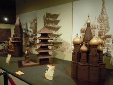 World of Chocolate Orlando Kunstwerk