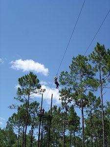 Zipline in Orlando